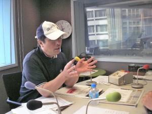 ラジオ大阪スタジオ